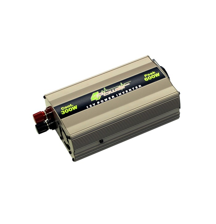 4POWER inverter 300Wrms/600Wmax image