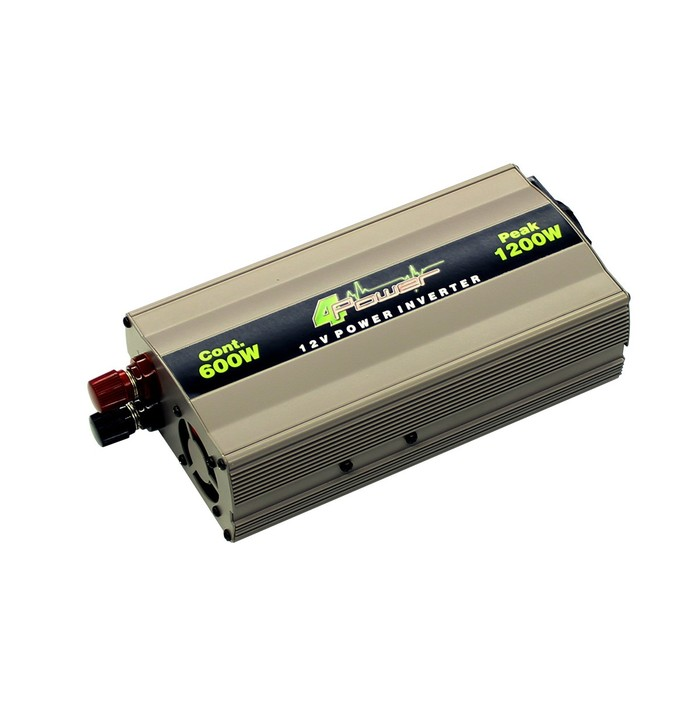 4POWER inverter 600Wrms/1200Wmax image