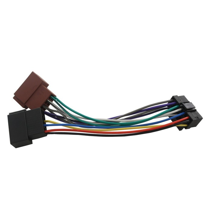 FOUR Connect 4-ISOPION16P  Pioneer radio harness image