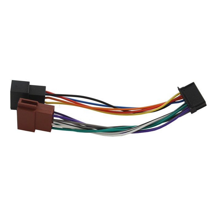 FOUR Connect 4-ISOPION16P2003 Pioneer Radio harness image