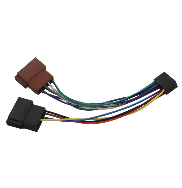FOUR Connect 4-ISO-Kenwood16P Radio harness image