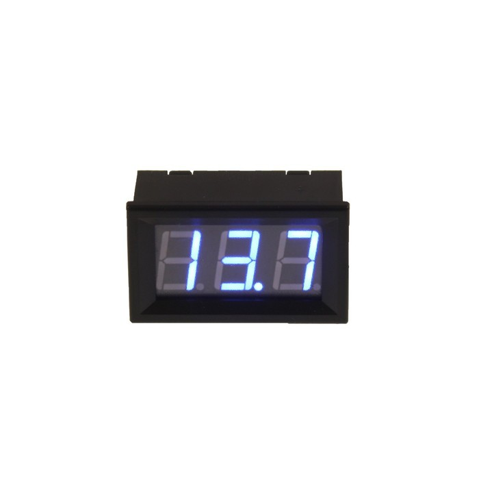 FOUR Power 4-VD1B Voltage meter blue image