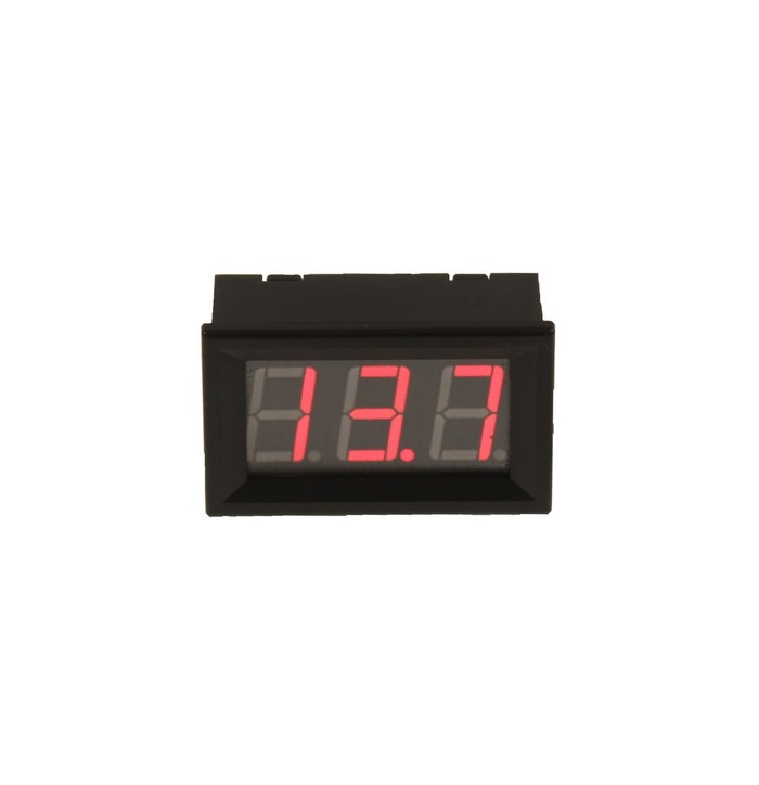 FOUR Power 4-VD1R voltmeter red image