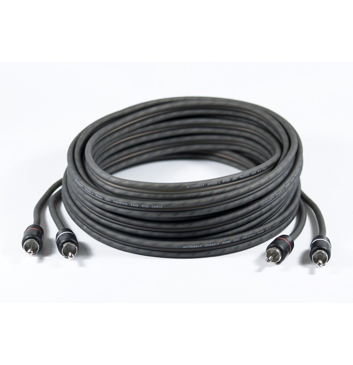 FOUR Connect 4-800150 STAGE1 RCA 5.5m, BULK image