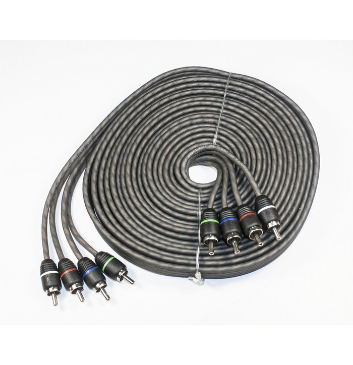 FOUR Connect 4-800151 STAGE1 RCA-cable 5.5m, 4ch image