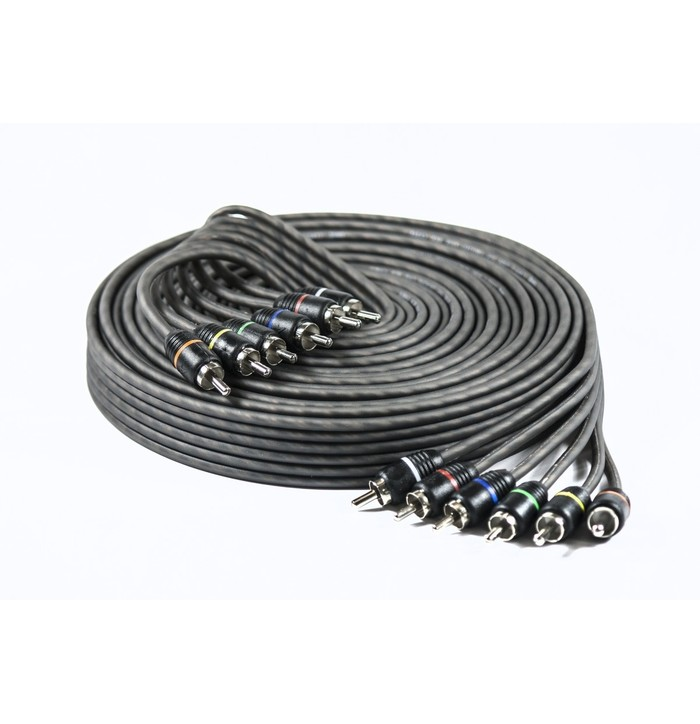FOUR Connect 4-800151 STAGE1 RCA-cable 5.5m, 6ch image