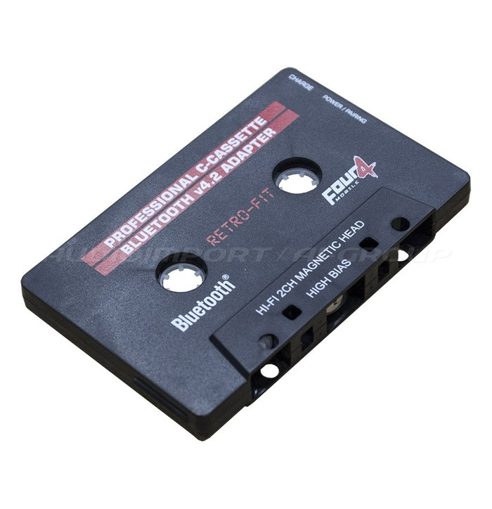 FOUR Mobile 4-CASSETTE-BT image